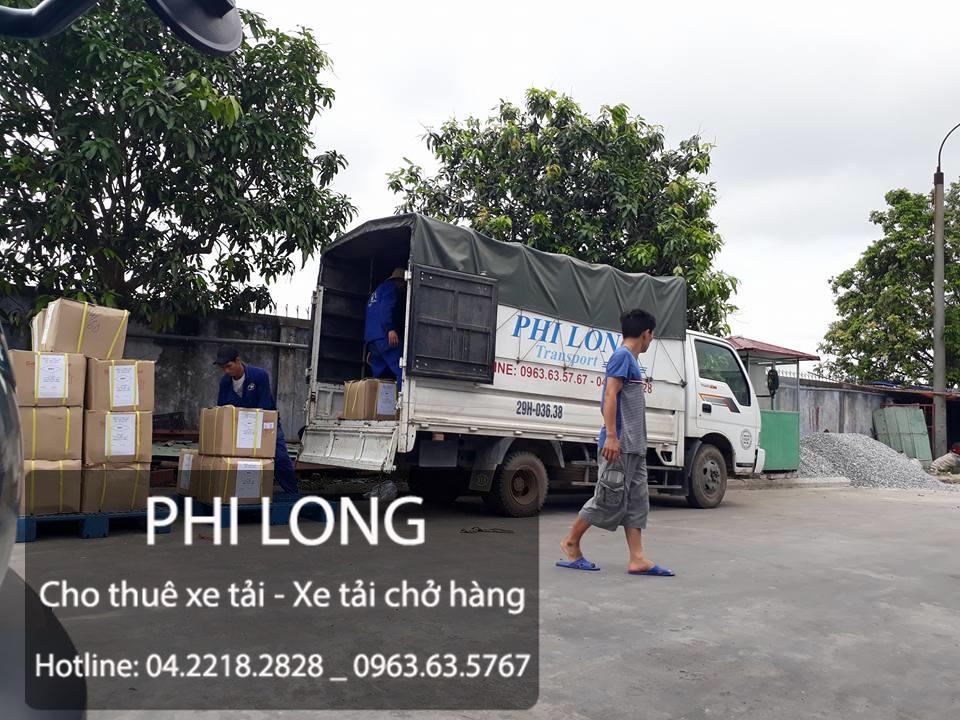 Cho thuê xe tải chở hàng tại phố Lê Quý ĐônCho thuê xe tải chở hàng tại phố Lê Quý Đôn