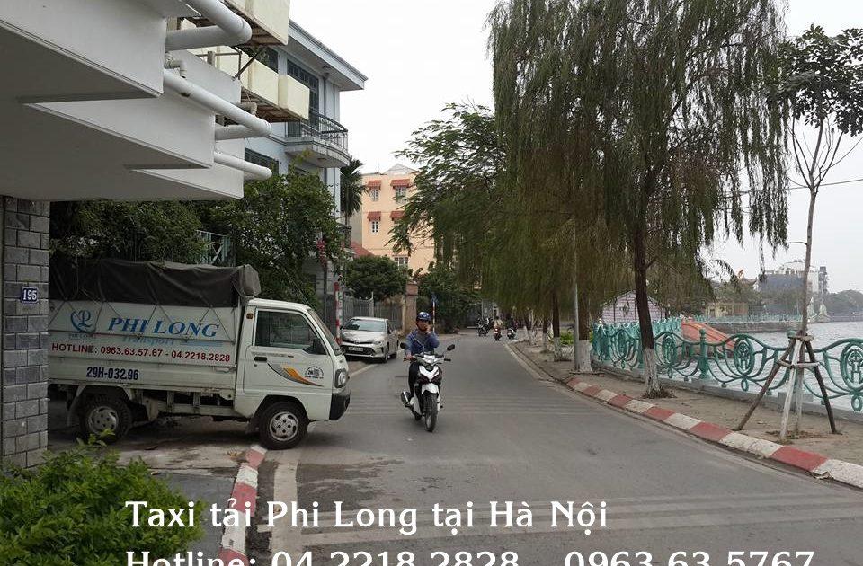 Cho thuê xe tải tại quận Tây Hồ Phi Long