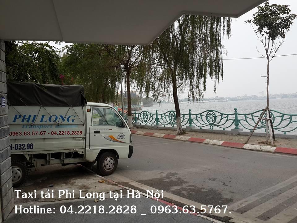 Cho thuê xe tải giá rẻ chuyên nghiệp tại phố Ao Sen