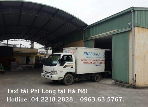 Cho thuê xe tải tại quận Thanh Xuân Phi Long