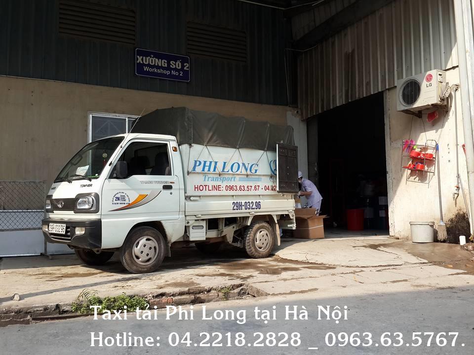 Cho thuê xe tải 5 tạ Phi Long