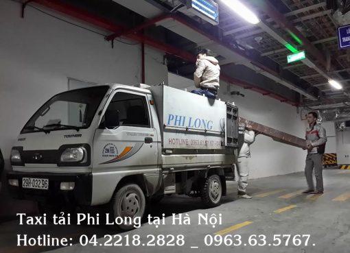 Cho thuê xe tải Phi Long giá rẻ tại quận Thanh Xuân