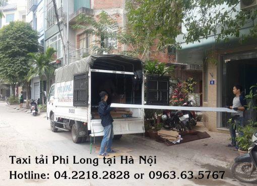Dịch vụ cho thuê xe tải tại quận Long Biên Phi Long