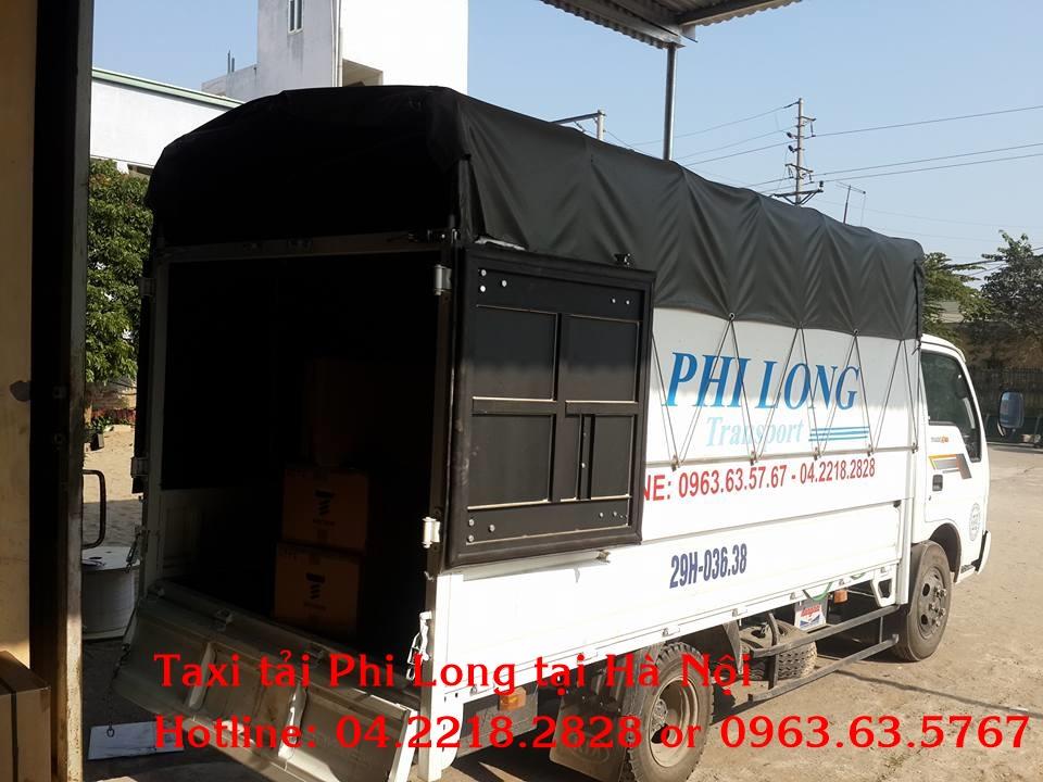 Chuyển văn phòng chuyên nghiệp Phi Long tại Hoàng Mai