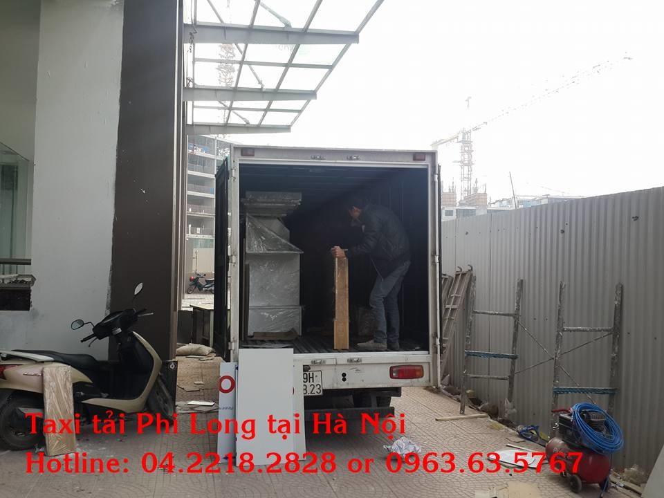 Cho thuê xe tải chở hàng giá rẻ tại quận Hoàn Kiếm