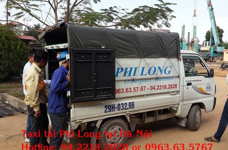 Taxi tải Phi Long 5 tạ thân thiện với khách hàng