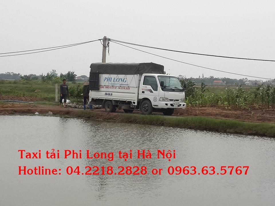 Vận tải Phi Long tại thị xã Sơn tây