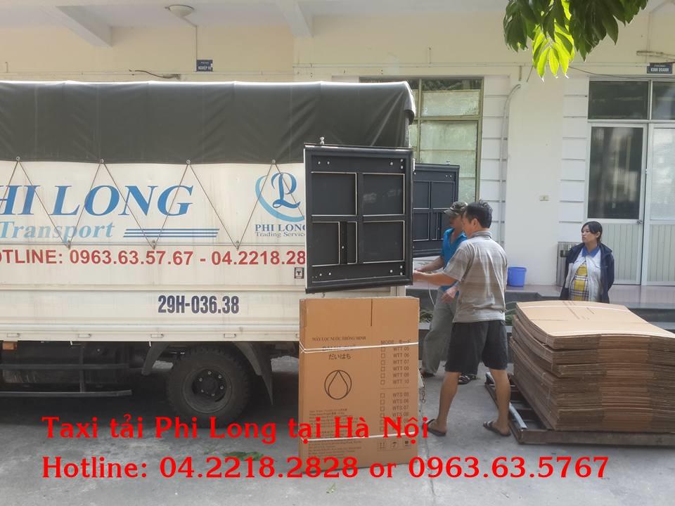 Taxi tải Phi Long xe 1,25 tấn tại Hà Nội