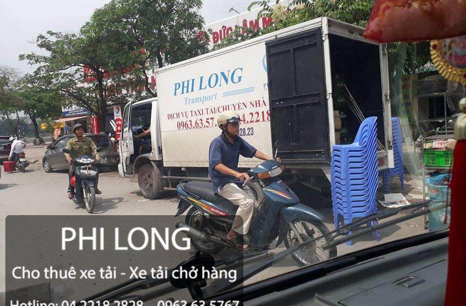 Công ty Phi Long chuyên cung cấp cho thuê xe tải giá rẻ tại phố Nguyễn Trãi