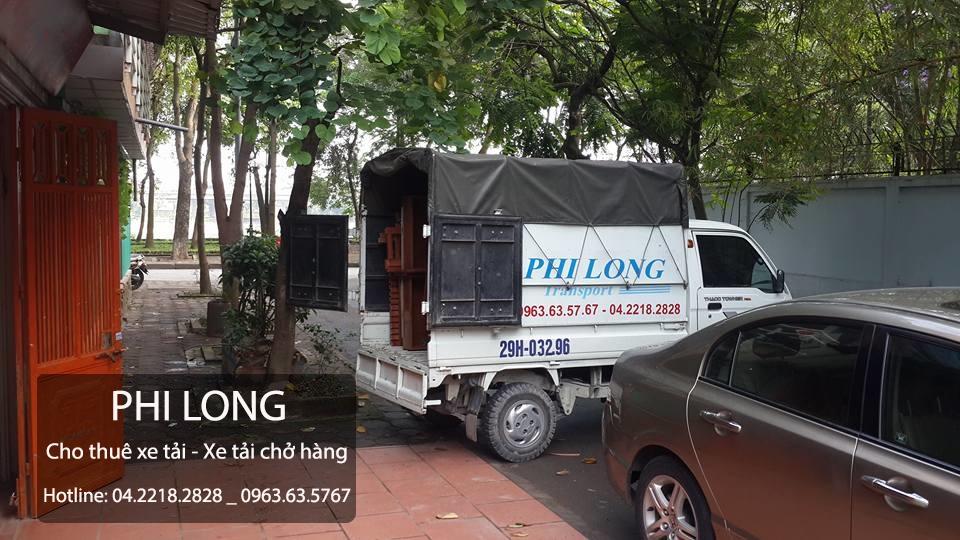Cho thuê xe tải tại đường Chiến Thắng
