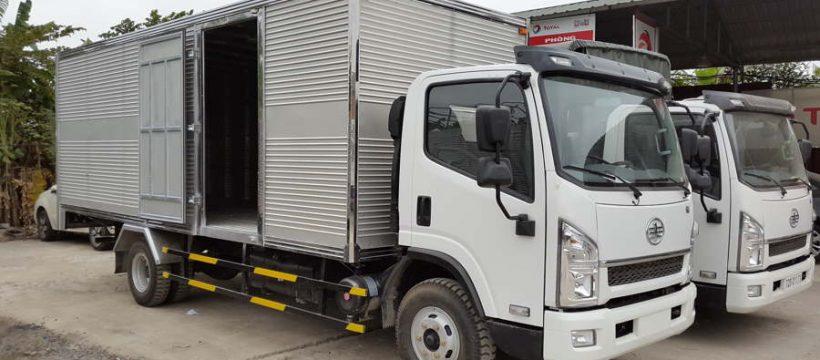 Dịch vụ cho thuê xe tải tự lái giá rẻ, uy tín tại Phi Long