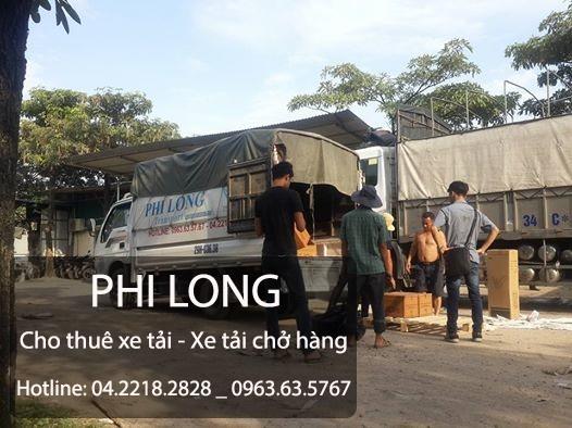 Cho thuê xe tải giá rẻ tại đường 19 tháng 5