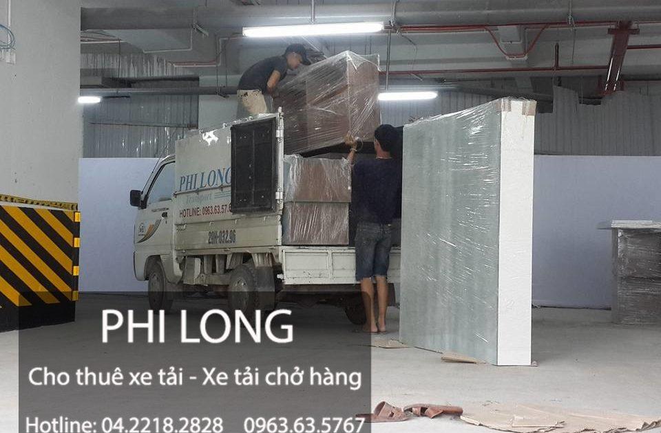 Dịch vụ cho thuê xe tải chuyển nhà giá rẻ tại đường 19 tháng 5