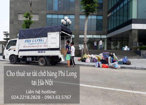 Dịch vụ cho thuê xe tải giá rẻ tại phố Huế-0963.63.5767