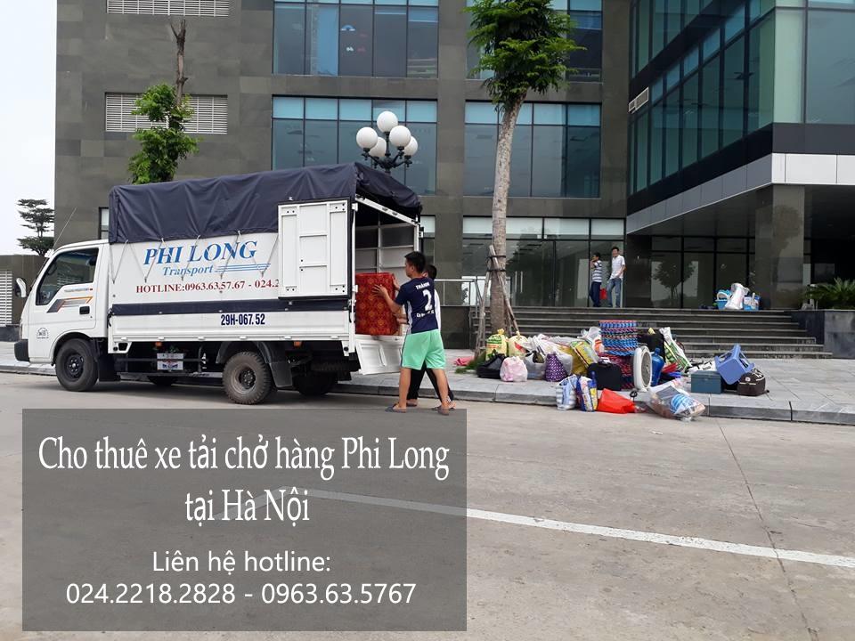 Dịch vụ cho thuê xe tải giá rẻ tại phố Vạn Hạnh -0963.63.5767
