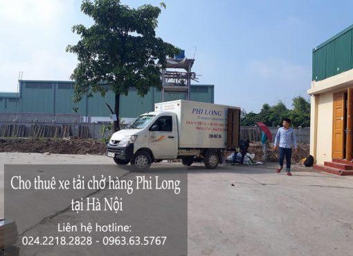 Dịch vụ chở hàng thuê bằng xe tải tại phố Nam Dư