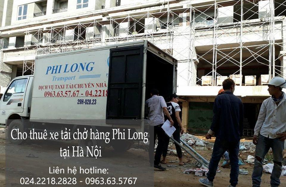 Dịch vụ cho thuê xe tải tại phố Huỳnh Văn Nghệ-0963.63.5767