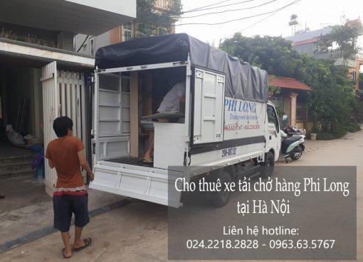 Dịch vụ cho thuê xe tải giá rẻ tại phố Chu Huy Mân-093.202.9968