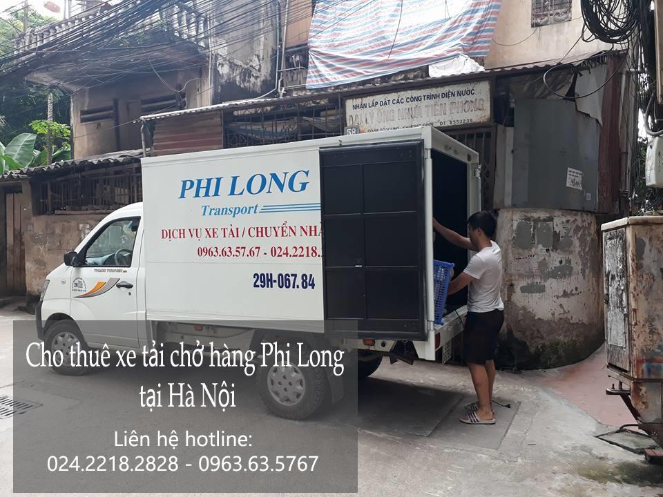 Dịch vụ cho thuê xe tải chở hàng tại phố Đàm Quang Trung-0963.63.5767