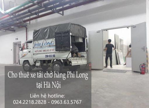 Dịch vụ chở hàng thuê bằng xe tải tại phố Lý Nam Đế