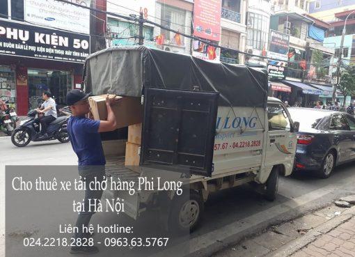 Dịch vụ cho thuê xe tải tại phố Vũ Xuân Thiều