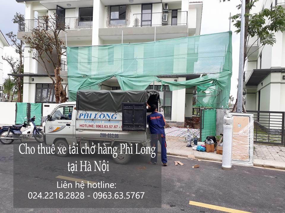Dịch vụ cho thuê xe tải phố Nguyễn Cao Luyện-0963.63.5767