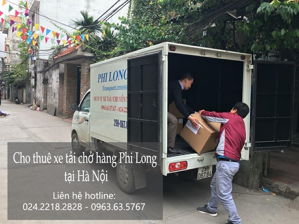 Dịch vụ cho thuê xe tải tại phố Kim Giang