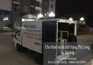 Dịch vụ cho thuê xe tải tại phố Nguyễn Tri Phương