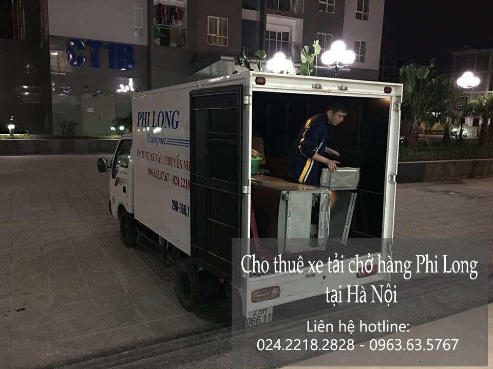 Cho thuê xe tải 3,5 tấn chở hàng giá rẻ tại Hà Nội