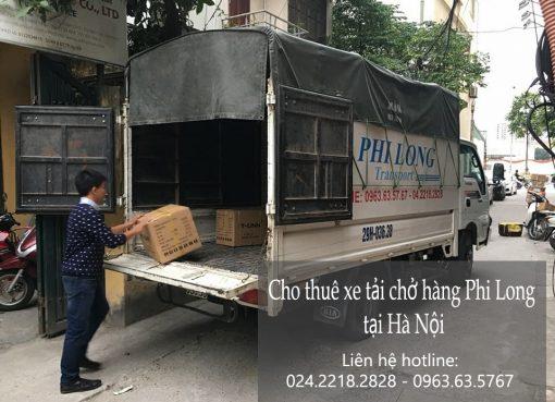 Dịch vụ cho thuê xe tải tại phố Hội Xá