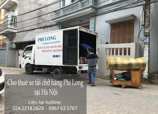 Dịch vụ cho thuê xe tải chở hàng tại phố Kim Quan