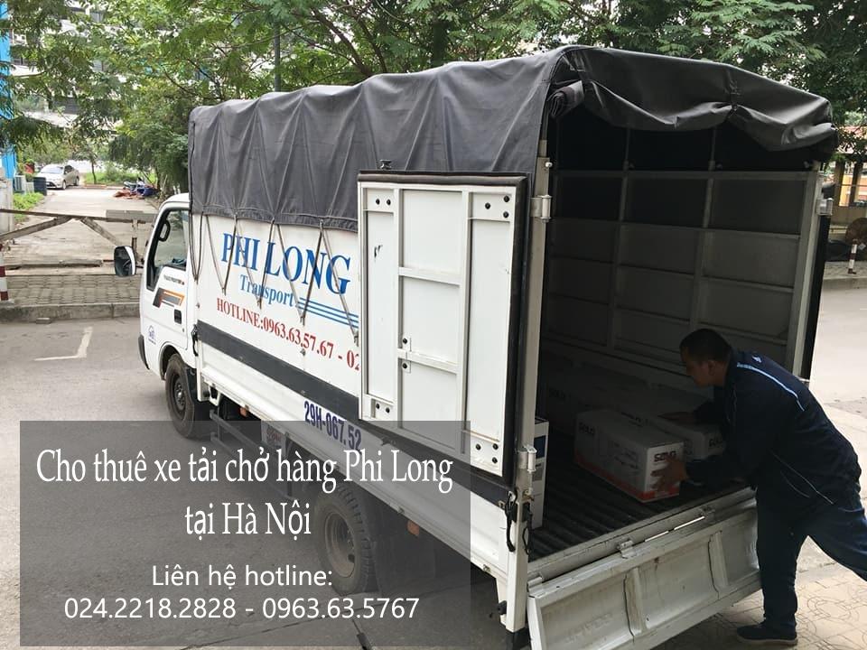 Dịch vụ cho thuê xe tải 2.4 tấn giá rẻ