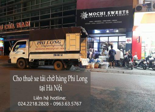 Dịch vụ cho thuê xe tải tại phố Phúc Hoa-0963.63.5767.