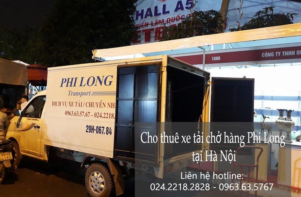 Dịch vụ cho thuê xe tải 1,4 tấn giá rẻ-0963.63.5767