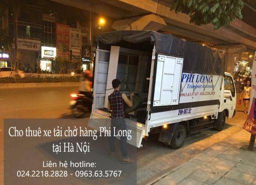 Cho thuê xe tải chở cây cảnh Tết tại phố Quỳnh Đô