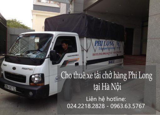 Dịch vụ cho thuê xe tải tại phố Ngô Tất Tố