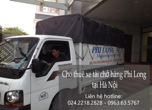 Dịch vụ cho thuê xe tải tại khu đô thị Văn Quán