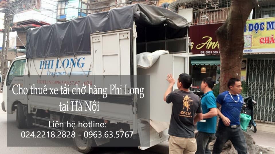Dịch vụ cho thuê xe tải tại phố Nguyễn Gia Thiều