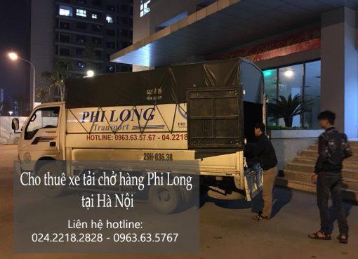 Dịch vụ cho thuê xe tải chở hàng tại khu đô thị Văn Khê