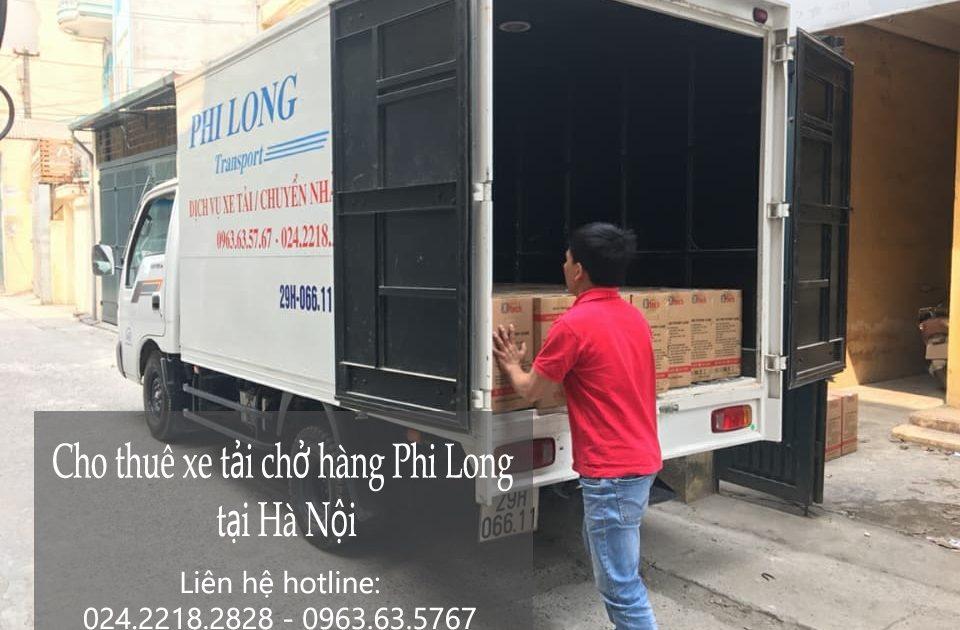Dịch vụ cho thuê xe tải tại phố Trần Duy Hưng