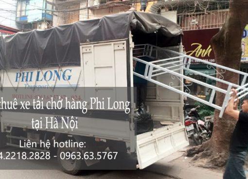 Dịch vụ cho thuê xe tải 5 tấn tại phố Lê Thánh Tông