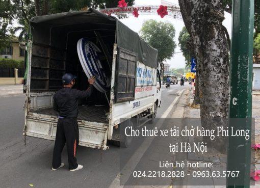 Thuê xe chuyển đồ giá rẻ tại phố Đào Duy Từ