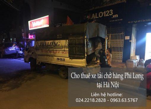 Cho thuê xe tải chở hàng tại phố Tràng Tiền