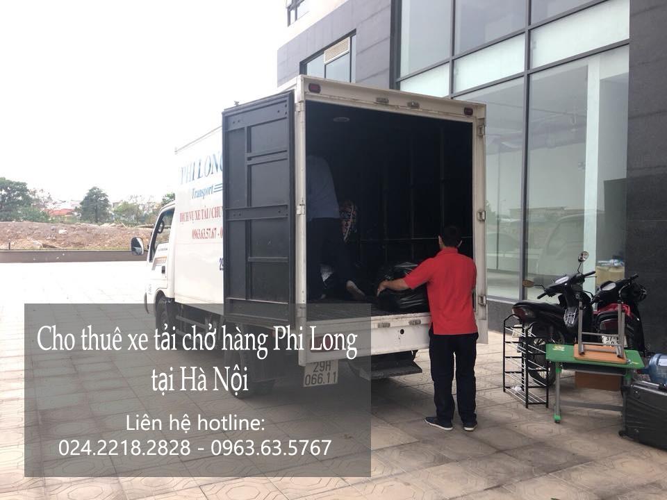 Thuê xe tải nhỏ chở hàng tại đường Giải Phóng