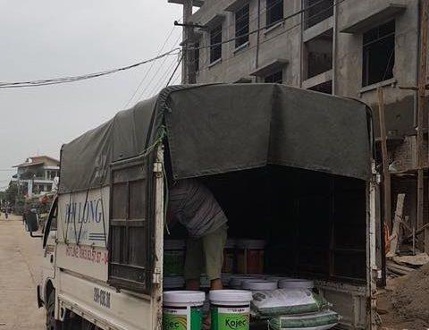 Dịch vụ cho thuê xe tải tại phố Tôn Thất Thiệp
