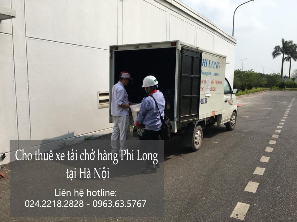 Dịch vụ cho thuê xe tải tại phố Phan Đình Giót