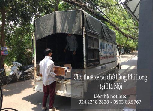 Dịch vụ cho thuê xe tải tại phố Trần Kim Xuyến