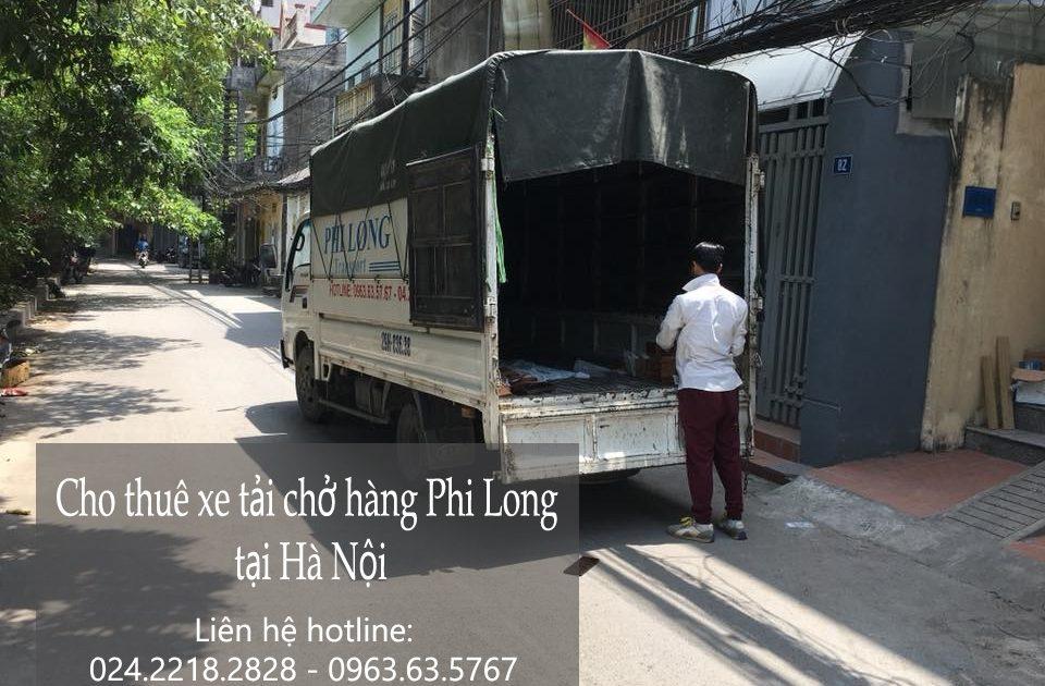 Dịch vụ cho thuê xe tải tại đường Trung Yên