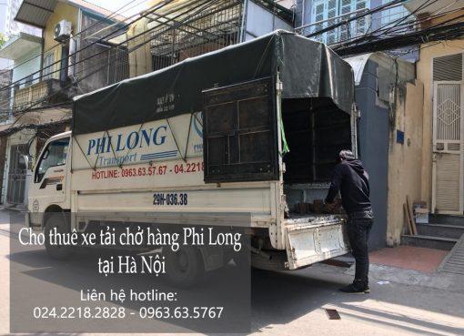 Dịch vụ cho thuê xe tải tại phố Trung Hòa