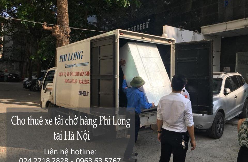 Taxi tải chuyển nhà tại phố Triệu Việt Vương